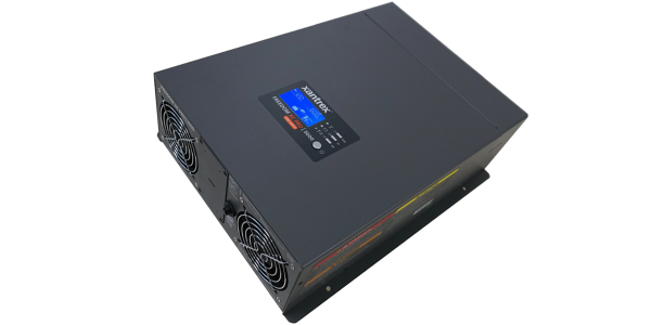 Xantrex's Freedom XC Pro inverter/chargerfeatures a built-in battery charging and weighs 18.5...
