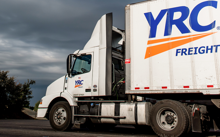 Yellow Corp. is looking to fill 1,500 commercial driver positions.  - Photo: Yellow