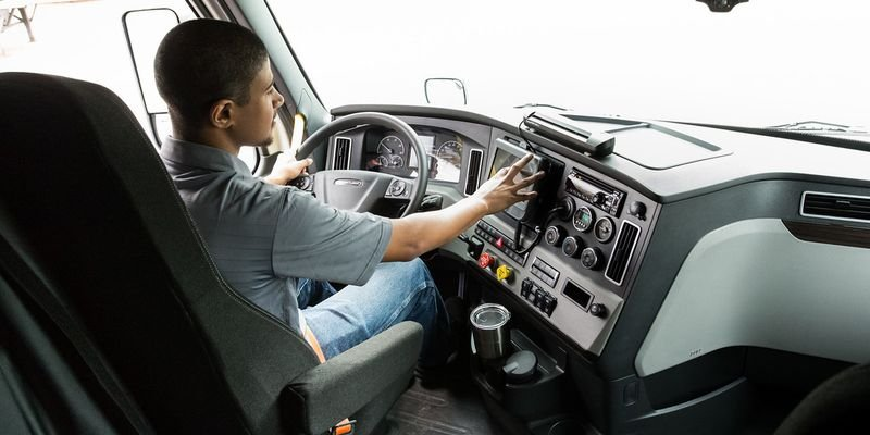 ATA estimates that over the next decade, nearly 1,000,000 new drivers will have to be recruited...
