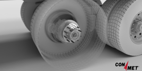 Road Ready Adds ConMet Tire, Hub Insights to Trailer Telematics