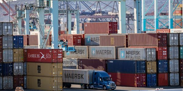 Technology promises to improve appointment scheduling at the Port of Los Angeles and other ports.
