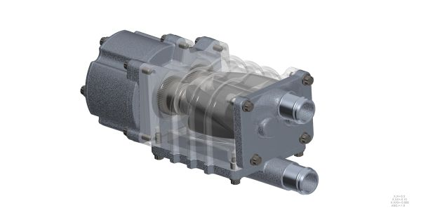Eaton's electrically driven TVS Roots blower allows airflow to be precisely controlled so...