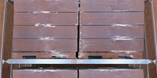 Kinedyne's new extended clearance head design for the K2 Kaptive Beam decking system moves...