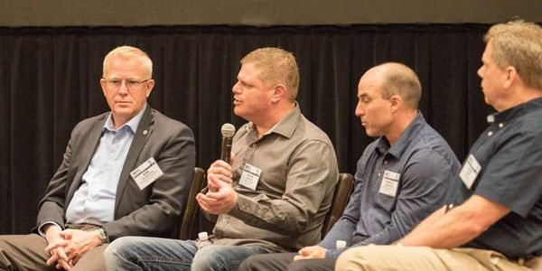HDT's Truck Fleet Innovators participate in a panel discussion at HDTX each year.