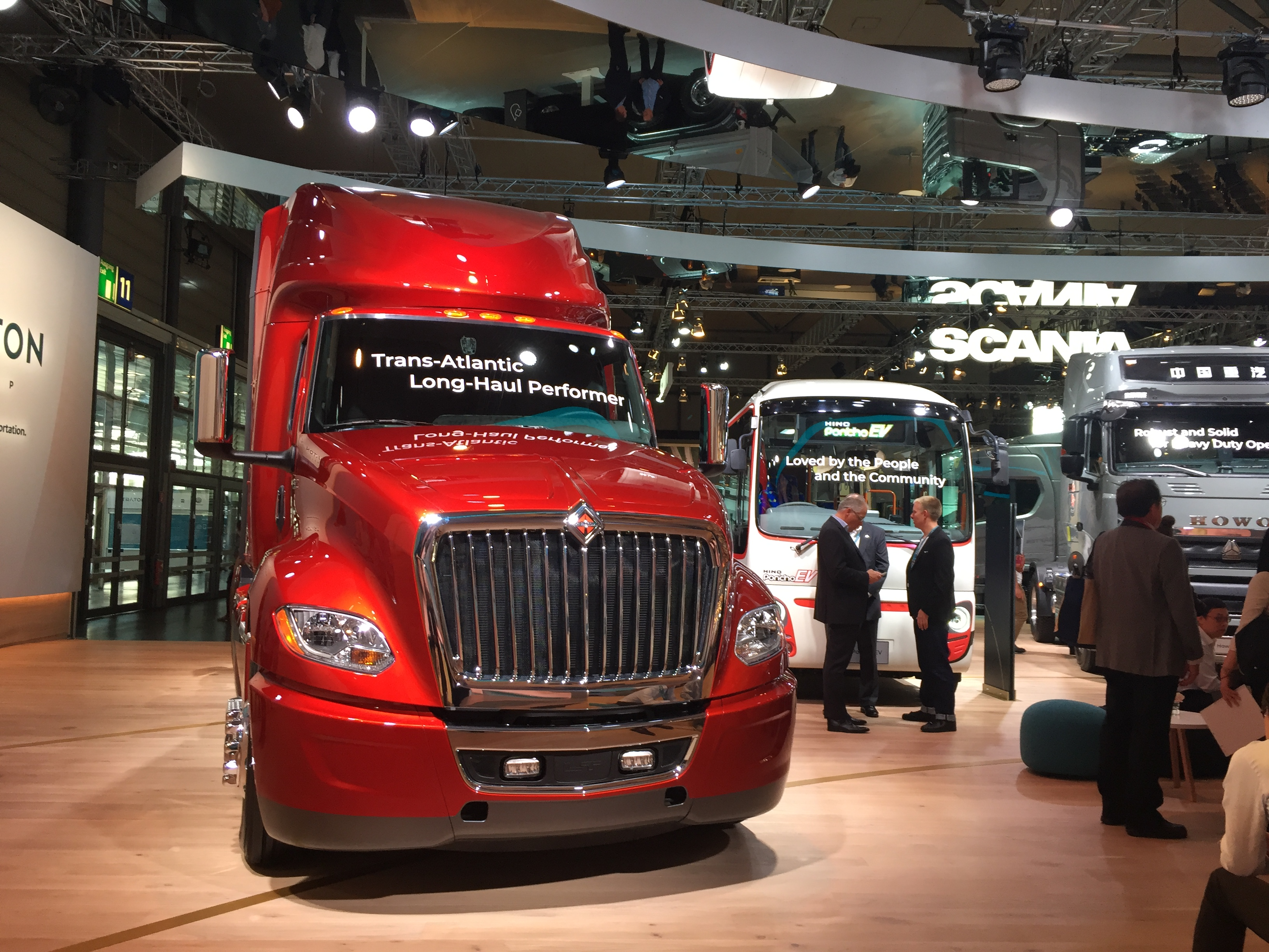 Navistar Stockholders Approve Traton Acquisition