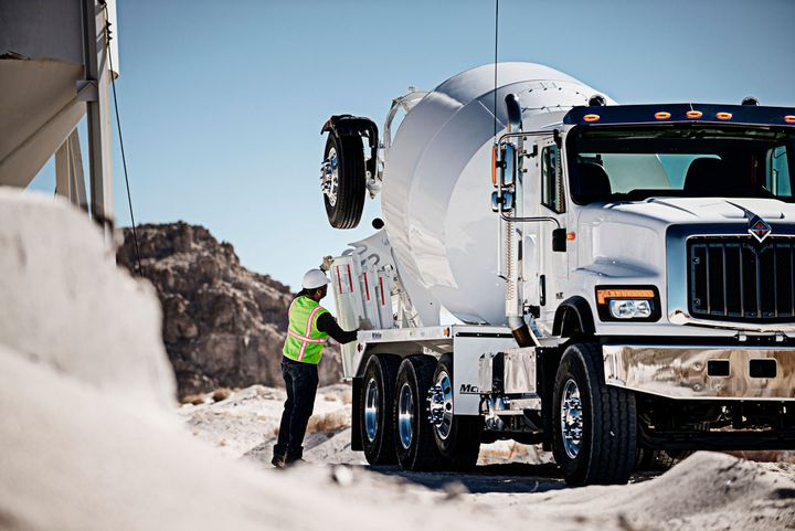 The new HX, unveiled a few months ago, is now in production. - Photo: Navistar