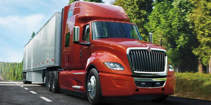 Navistar is offering a free one-year, 100,000-mile factory-backed warranty for engine and aftertreatment systems on qualifying used International LT Series or International RH Series on-highway vehicles. - Photo: International