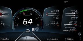 Kenworth Makes Digital Display Standard for T880, W990