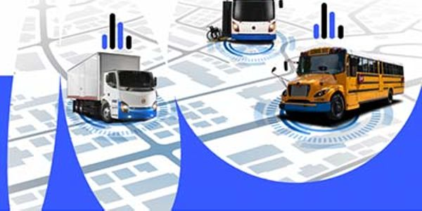 LionBeat is a telematics system designed for electric vehicles.
