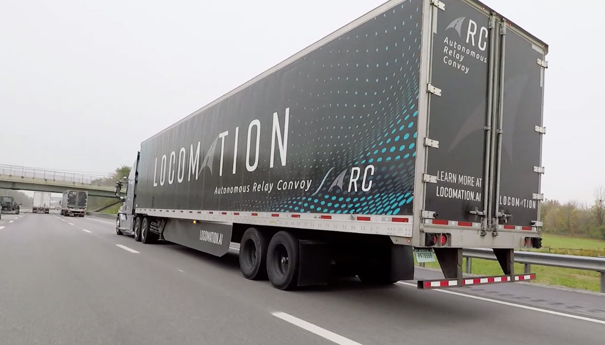Podcast: Are Autonomous Trucks a Threat to Driver Jobs?