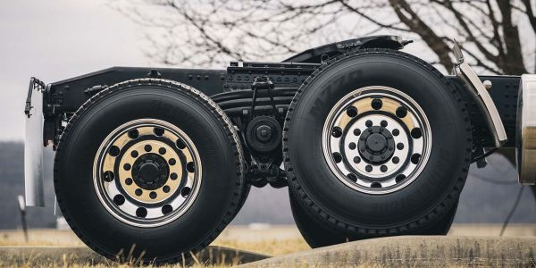 The Mack mRide suspension now offers customers additional weight savings when paired with...