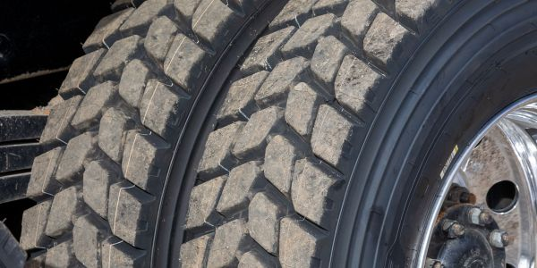The Michelin X Works D features full-tread-depth lateral groove tread patterns to provide...