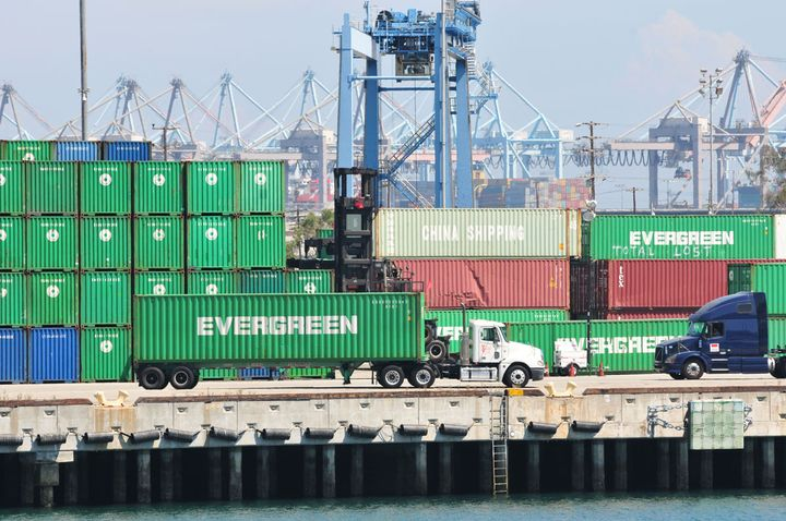 The Port of Long Beach is one of the ports where the Federal Maritime Commission is looking into problems with delays. - Photo: Jim Park