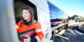 Survey: Young Women Will Consider Autonomous Trucking Careers