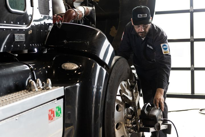 TravelCenters of America announced plans to add over 50 new vehicles this year to provide maintenance and repair to commercial truck drivers. - Photo: TravelCenters of America