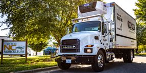 Mack Reports Strong Demand for Medium-Duty MD Series