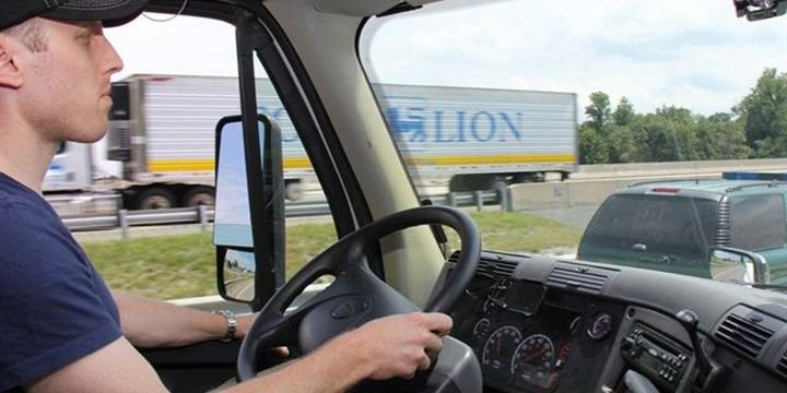 Under the DRIVE-Safe Act, after a driver meets the requirements currently in place to obtain a CDL, they can then begin a two-step program of additional training, which includes rigorous performance benchmarks. - Photo: Virginia Tech