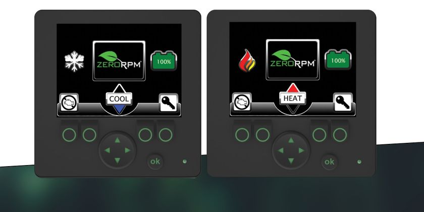 ZeroRPM's system automatically shuts down a truck's engine while in park and utilizes batteries...