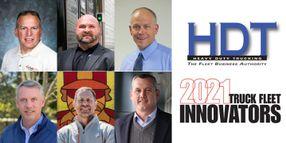 Heavy Duty Trucking Names 2021 Fleet Innovators