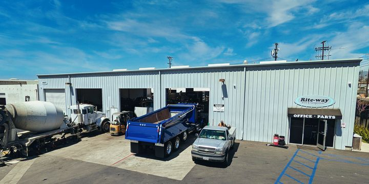 Betts Co. has acquired Rite-Way Axles and Suspension, a truck parts and repair service center. - Photo: Betts