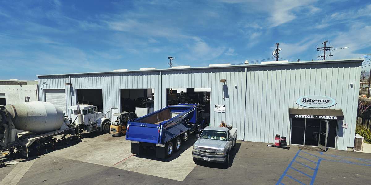 Betts Acquires Truck Parts, Service Center
