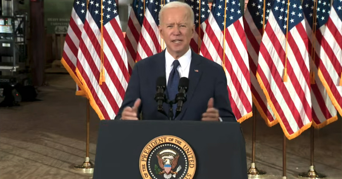 Biden Infrastructure Plan Calls For $300B For EVs, Roads, Bridges