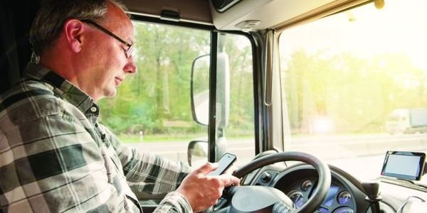 Fleet managers identified distracted driving, injury, safety, regulation comprehension and hours...
