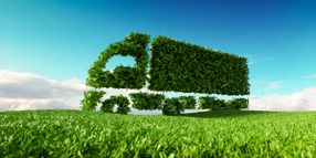 Logistics Companies Offer 'Green' Solutions