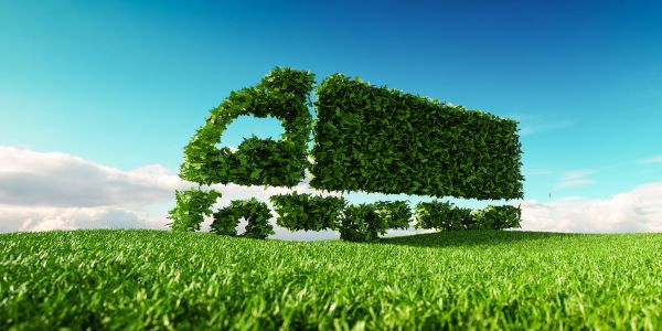 Logistics and freight-matching companies are helping customers with carbon neutrality goals as...