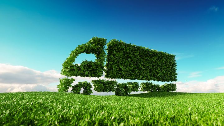 Logistics and freight-matching companies are helping customers with carbon neutrality goals as well as setting their own. - Photo: Getty Images/Petmal