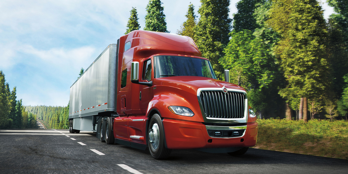 Bendix Driver Assistance System Now Standard on International LT, RH