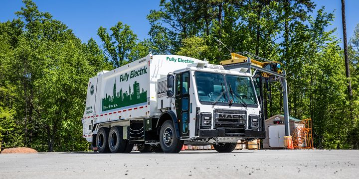To support customers in the western U.S. and Canada, as well as training efforts for the Mack LR Electric, Mack Trucks is leasing space for a state-of-the-art training facility in Hayward, California. - Photo: Mack