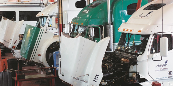 The report will be based on the TMC's vehicle maintenance reporting standards, and will track...