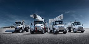 Peterbilt Unveils New Medium Duty Models