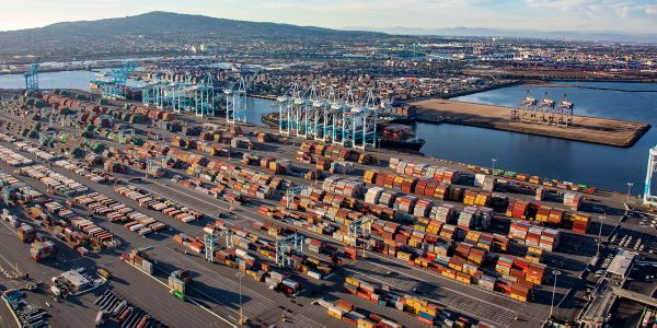 The Port of Los Angeles processed 957,599 Twenty-Foot Equivalent Units (TEUs) in March, the...