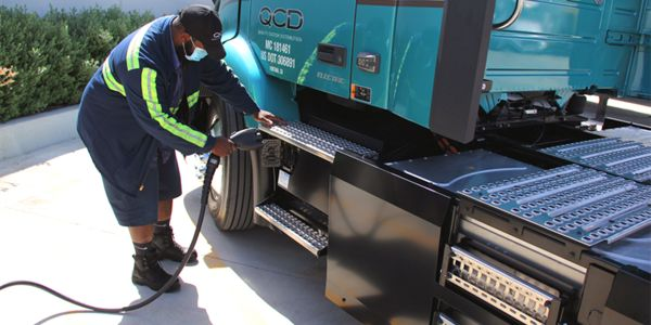 Quality Custom Distribution will deploy 14 Volvo VNR Electric models in its Southern California...
