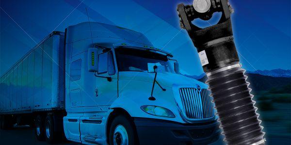 Dana's Spicer ReadyShaft program delivers fully assembled driveshafts in 24 hours.