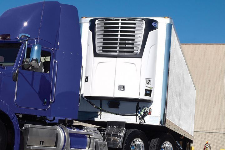- Photo: Carrier Transicold