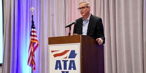 ATA Extends Chris Spear's CEO Contract