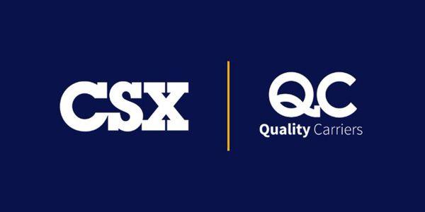 CSX's acquisition of Quality Carries, a bulk liquid chemicals truck transportation business,...