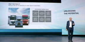 Daimler Truck Outlines Strategy as Stand-Alone Company