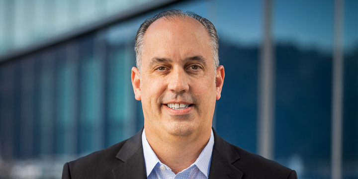 David Carson has been appointed to SVP of sales and marketing at DTNA. - Photo: DTNA