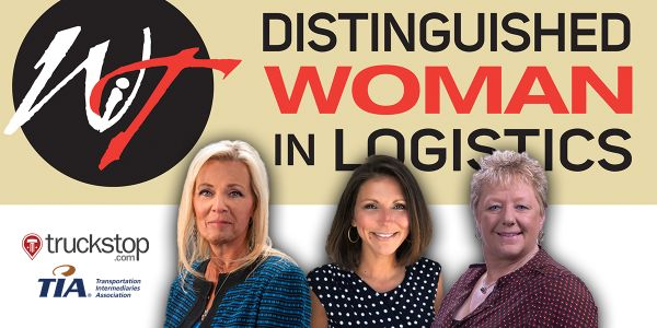Finalists for the 2021 DWLA are Angela Eliacostas, Nicole Glenn and Jeana Hysell.