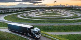 Daimler Testing Hydrogen-Powered Truck for Long Haul