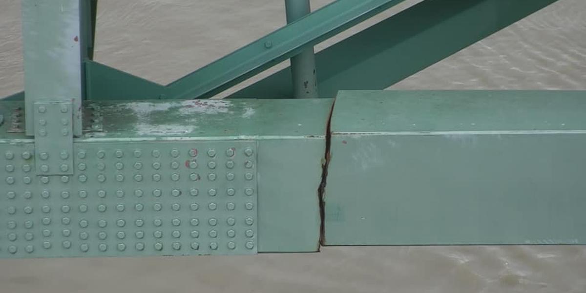 I-40 Bridge Shutdown Could Last Months