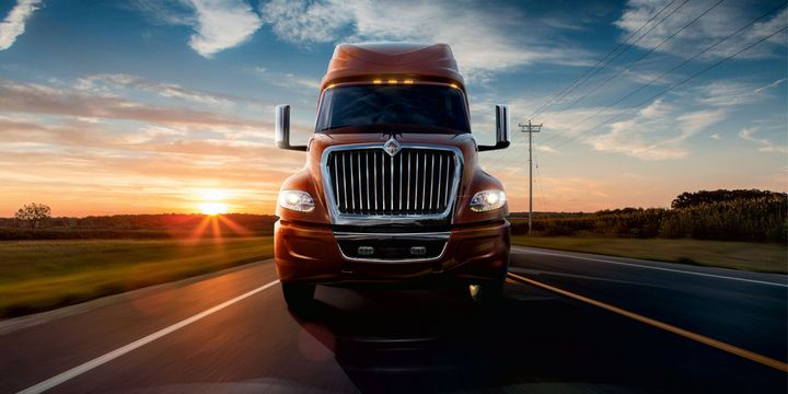 International LT Series and LoneStar models equipped with Navistar's second-generation factory-installed telematics device will be able to take advantage of the new OTA features on Cummins X15 engines. - Photo: International