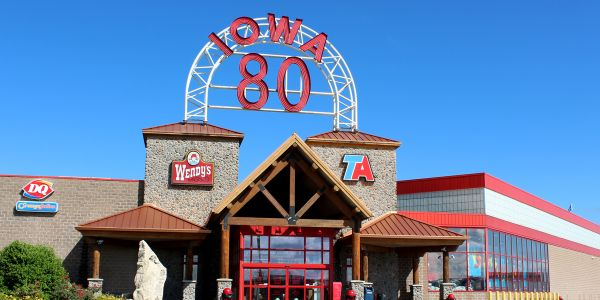 Iowa 80 Truckstop will offer single shot COVID-19 vaccines on-site for truckers starting May 10.
