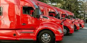 Kodiak Robotics To Bring Autonomous Trucking Tech to Asia