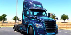 New Legend to Order 50 Freightliner eCascadias