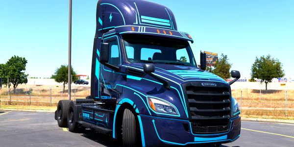 New Legend plans to switch all of the company's local running lanes to an entirely all-electric...